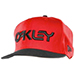 FACTORY NEW ERA CAP 【Black/Red】