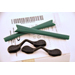 Radar Earsock/Nspce Kit【Dark Green】