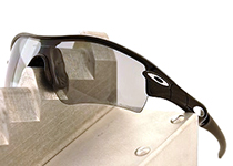 RADAR PATH ��Metallic Black/Light Grey Polarized��