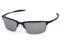 HALF WIRE 2.0 ��Matte Black/Black Iridium Polarized��