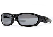 Straight Jacket Asian Fit ��Polished Black/Black Iridium Polarized��