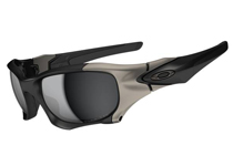 PIT BOSS II ��Matte Black/ Black Iridium Polarized�� US��FIT