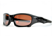 PIT BOSS II ��Polished Black/ VR28 Black Iridium Polarized�� US��FIT