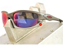 Split Jacket ��Dark Gray/Red Iridium Polarized��