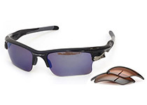 Fast Jacket XL ��Black Plaid/ G30 Polarized  VR50��