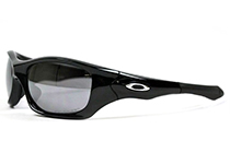 Pit Bull ��Polished Black/Black Iridium Polarized��