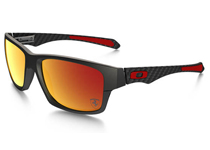 FERRARI COLLECTION JUPITER��Matte Carbon / Ruby Iridium Polarized��